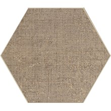 Textile Beige Hexagon