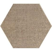 Textile Beige Hexagon