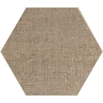 Textile Beige Hexagon 4728