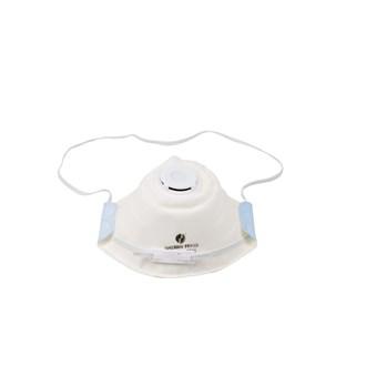 Kortidsmask Safeworx FFP2D Ventil 1719