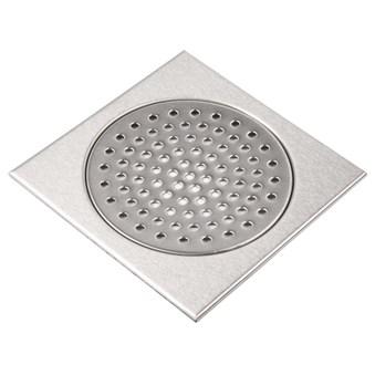Golvsil för mosaik mattborstad 200x200 mm 1612