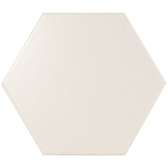 Scale White Vit Hexagon 7777