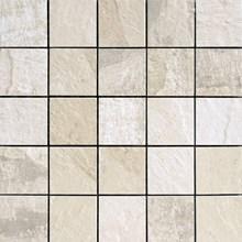 NAT HNT10 White Vit Mosaik