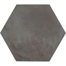 Terra Nero Svart Hexagon