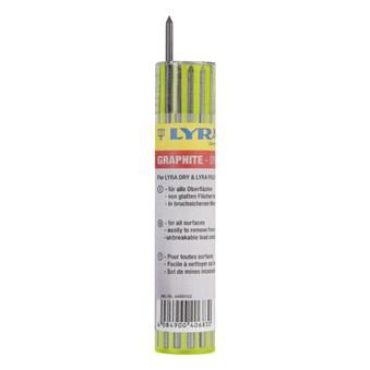 Stift grafit 12st, LYRA Dry 16003