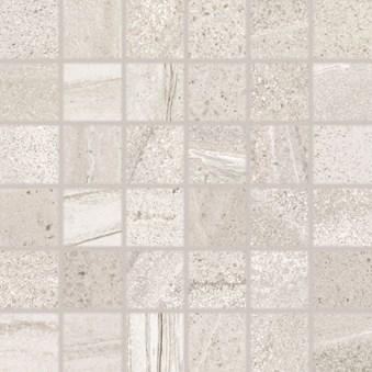 Random Lightgrey Ljusgrå Mosaik 6606