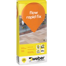 Weber Flow Rapidfix 20kg