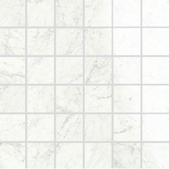 Marmi Cararra Levigato Mosaik Rect 7028
