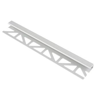 Kantlist kvadrat alu. blank 12,5 mm, Cubeline 17575
