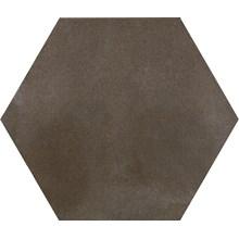 Keramos Sparta Svart Hexagon