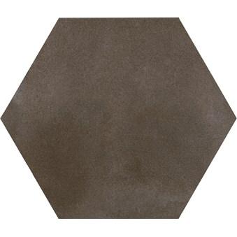Keramos Sparta Svart Hexagon 5447