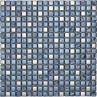 Lagos Chrome Glasmosaik 7281