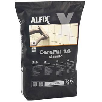 Universalfog Cerafill 16 Koksgrå 20 kg 21205