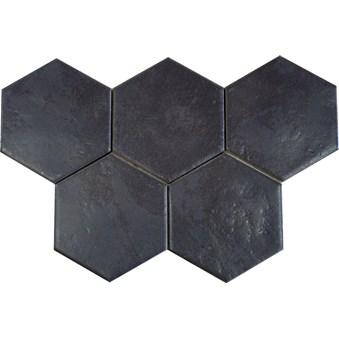 Hexatile Negro Svart 7702