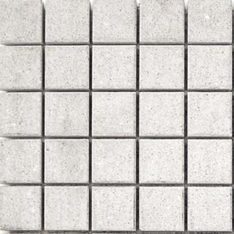 Marte Grigio Egeo lj.grå mosaik/nät 6432