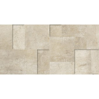 Plant Clay Beige Muretto 3D 6085