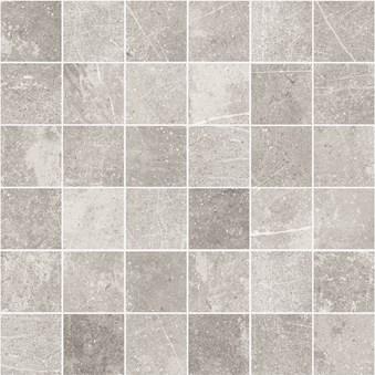 Panarea Grey Grå Nat Mosaik Rect 7209