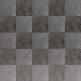 Cem Rasato Antracite m.grå mosaik/nät 6924