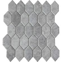Urban Grå Romb Mosaik