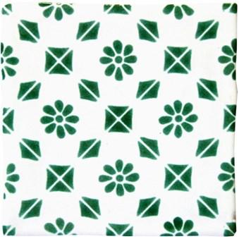 Smögen Dekor Verde Grön PS-1303 8052
