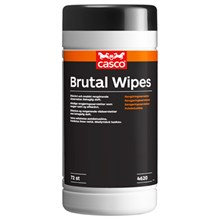 Casco Brutal wipes 40/st