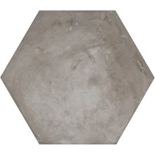 Terra Antracit Hexagon