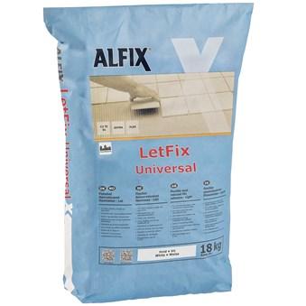 Lättfix Universal vit 18 kg 2172