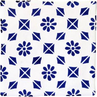 Smögen Dekor Azul Blå PS-1303 8051
