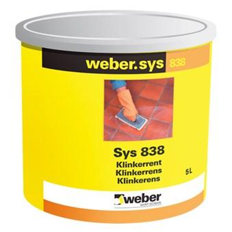 Klinkerrent Serpo 838 5 lit 2308