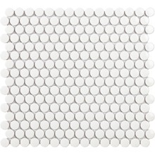 Tech Penny Vit Blank Mosaik