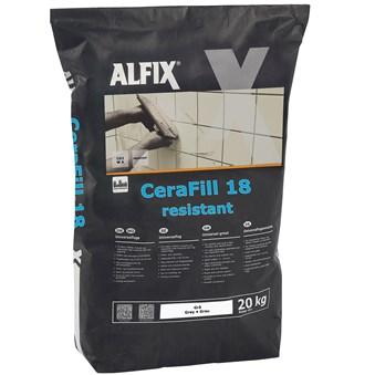 Cerafill 18 resistant grå 20 kg 2173