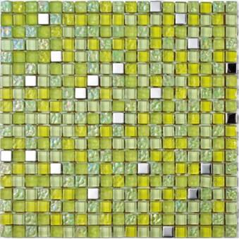 Lagos Lima Grön Glasmosaik 7278
