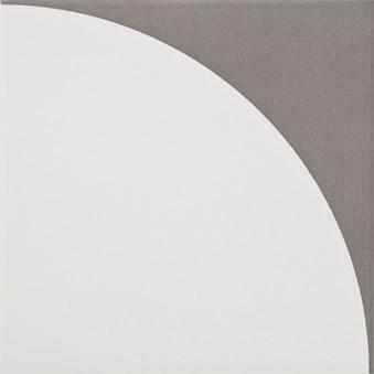 Kerion Lune Graphite Grå Dekor 4833