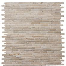 Indostone Stavmosaik Vit