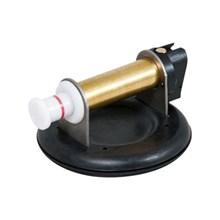 Plattlyft med pump