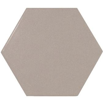 Scale Grey Grå Hexagon 7779