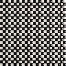 Appiani Mix Svart/Vit Chessboard Mosaik