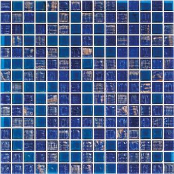 Bisazza Lidia mix coboltblå 7892