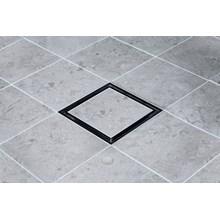 Golvbrunnssil Tile In Black 14,7x14,7