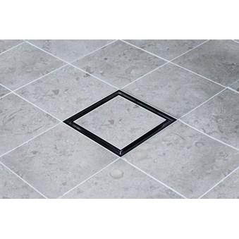 Golvbrunnssil Tile In Black 14,7x14,7 20050