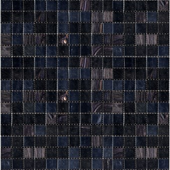 Bisazza Iside svart mix 7888