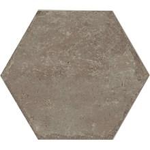 Bricklane Grå Hexagon