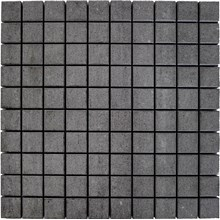 Marte Grigio Maggia m.grå mosaik/nät
