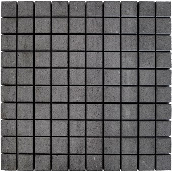 Marte Grigio Maggia m.grå mosaik/nät 6430