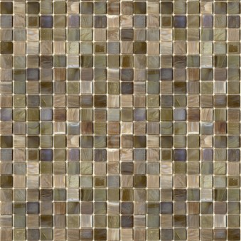Sicis Nat Sandalwood ljusbrun Mosaik 7932