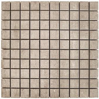 Marte Bronzetto beige mosaik/nät 6431