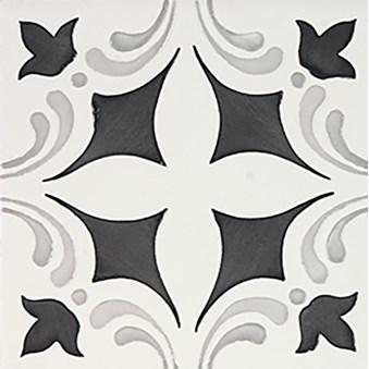 Rustica Oropesa Pizarra/Svart Blank Deko 3162
