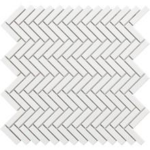 Tech Chevron Vit Blank Mosaik