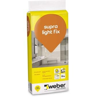 Weber Supra Lightfix 15kg 27181