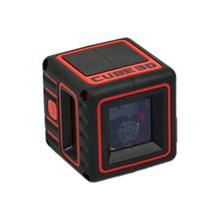 Multikorslaser Cube 3D